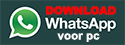 WhatsApp voor PC